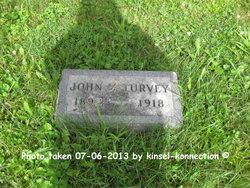 John W Turvey
