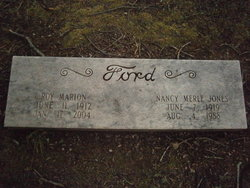 Roy Marion Ford