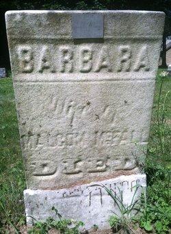 Barbara Simons <i>Buttles</i> McFall