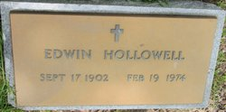 Edwin Hollowell
