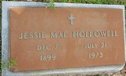 Jessie Mae Hollowell