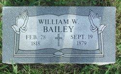 William W. Bailey