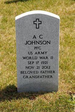 A C Johnson
