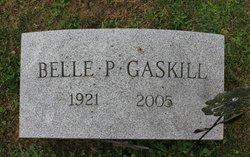 Belle Hicks <i>Purvis</i> Gaskill