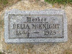 Delia <i>Borden</i> McKnight