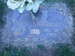 Cecil McMath