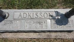 Helen Lee <i>Harlan</i> Adkisson