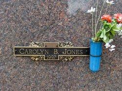 Carolyn B. <i>Skic</i> Jones