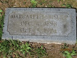 Margaret Louise <i>Edmondson</i> Bishop