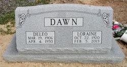 Loraine <i>Morlan</i> Dawn