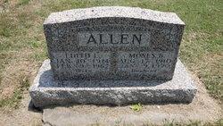 Edith L <i>McGee</i> Allen