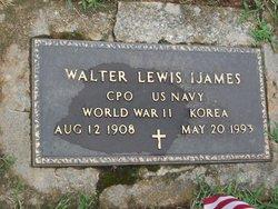 Walter Lewis Lewie Ijames