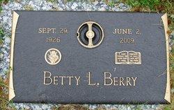 Betty Lorraine <i>Smith</i> Berry