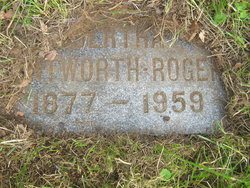 Bertha May <i>Wentworth</i> Rogers