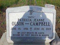 Patti <i>Olson</i> Campbell