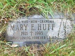 Mary Elizabeth <i>O'Dell</i> Huff