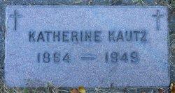 Katherine <i>Palman</i> Kautz