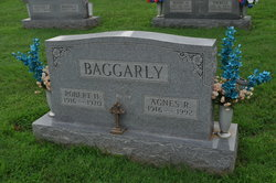 Agnes R <i>Knapp</i> Baggarly