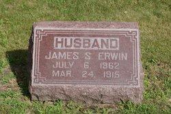 James S Erwin