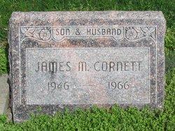 James Monroe Cornett