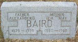 Alexander David Allie Baird