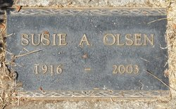 Susie A Olsen