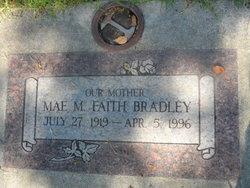 Mae M. <i>Faith</i> Bradley