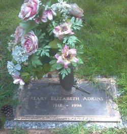 Mary Elizabeth Adkins