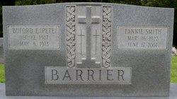 Fannie <i>Smith</i> Barrier