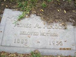 Agnes A. Adcock