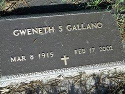 Gweneth Susan <i>Roberts</i> Gallano