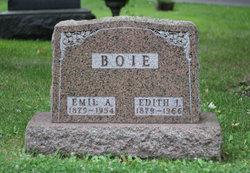 Edith Isabelle <i>Stephan</i> Boie