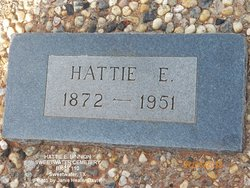 Harriet E. Hattie <i>Joiner</i> Binnion
