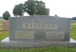 Benton Lafayette Benton L Bassham