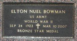 Elton Nuel Bowman