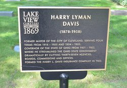 Harry Lyman Davis