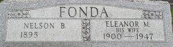 Eleanor <i>Morey</i> Fonda