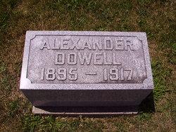 L Alexander Dowell