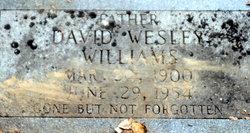 David Wesley Williams