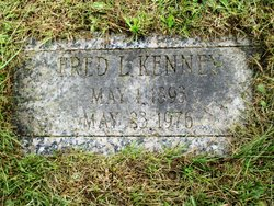 Fred Lee Kenney