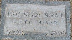 Isaac Wesley McMath