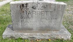 Mary Barrett