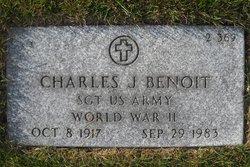 Charles Joseph Benoit