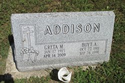 Hoyt A Addison