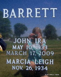 John Ira Barrett