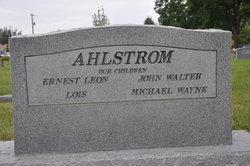 Ernest Lavar Ahlstrom