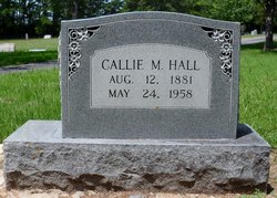 Callie <i>Magee</i> Hall