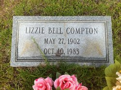 Lizzie Bell <i>Henderson</i> Compton