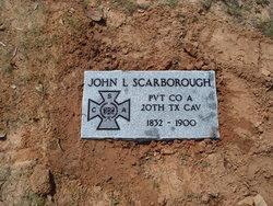 John Lawrence Scarborough