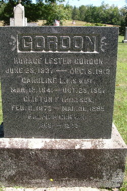 Caroline L. Gordon